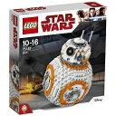 レゴ スター・ウォーズ BB-8™ 75187【新品】 LEGO スターウォーズ 知育玩具 【宅配便のみ】