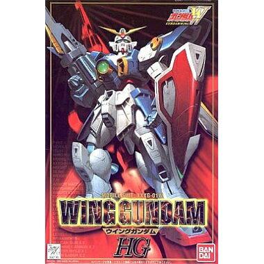 Gundam Wing Toys HG 1100 XXXG-00W0 (W) ()