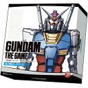 GUNDAM THE GAME -機動戦士ガンダム:ガンダム大地に立つ‐【新品】 ボードゲーム アナログゲーム テーブルゲーム ボドゲ 【宅配便のみ】