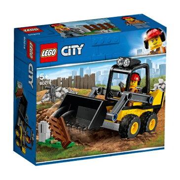 レゴ シティ 工事現場のシャベルカー 60219【新品】 LEGO 知育玩具 【宅配便のみ】