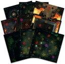【拡張】Dark Souls: The Board Game - ダークルートシンクとアイアンキープタイルセット【並行輸入品】【新品】ボードゲーム アナログゲーム テーブルゲーム ボドゲ 【宅配便のみ】