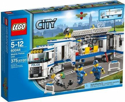 【新品】【レゴ】【シティ】ポリスベーストラック60044【LEGO】【メール便・ビジネスパック不可】【21%OFF】【あす楽対応_近畿】【あす楽対応_中国】【あす楽対応_四国】【あす楽対応_九州】