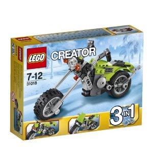 レゴ クリエイター ハイウェイクルーザー 31018【新品】 LEGO 知育玩具 02P19D…