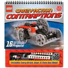 レゴ テクニック Lego Crazy Action Contraptions【新品】 LEG…