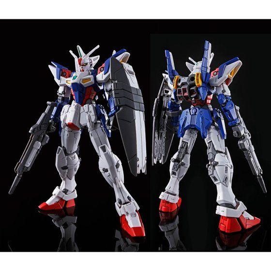 プラモデル・模型, ロボット HGAC 1144 OZX-GU01A 01 (W DUAL STORY G-UNIT)