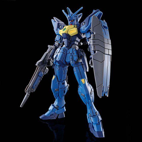 プラモデル・模型, ロボット HGAC 1144 OZX-GU02A 02 (W DUAL STORY G-UNIT)