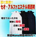 夏に人気の夏用剣道袴!セオ・アルファエステル剣道袴(日本製)...