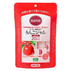 マービー りんごジャム スティックタイプ(13g×10本)
