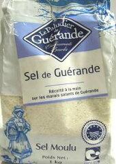 ゲランドの塩 1kg / 塩 / しお / 顆粒 【HLS_DU】