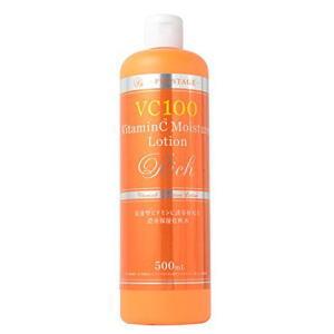 VCローション 500ml 浸透型ビタミンC誘導体配合 濃密保湿化粧水VC100 VitaminC Moisture Lotion Rich