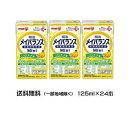 明治 メイバランス Mini バナナ味 125ml x 24本  【栄養】送料無料