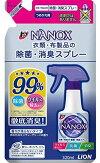 トップNANOX除菌・消臭スプレーつめかえ320mL