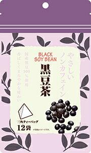 やさしいノンカフェイン 黒豆茶 5g×12袋