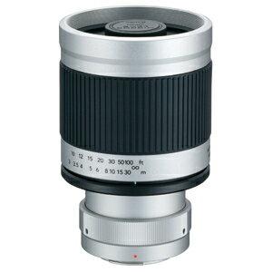 軽くてコンパクトな超望遠レンズ。400mmF8。専用フード「KMH-671」付き!【即配】 KENKO ケンコ...