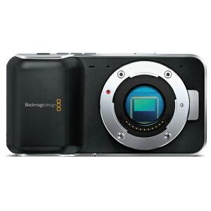 コンパクトデザインのブラックマジック(KP) Blackmagic ブラックマジック Pocket Cinema Camera...
