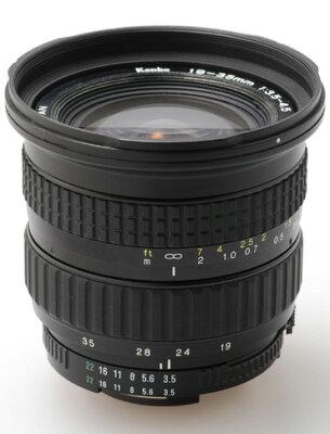 コストパフォーマンスに優れた超広角マニュアルズームレンズKENKO(ケンコー) MF19-35mm F3.5-4....