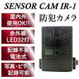 【即配】 (KT) Driveman ドライブマン 監視カメラ SENSOR CAM センサーカム IR-1 【送料無料】【あす楽対応】【0824楽天カード分割】