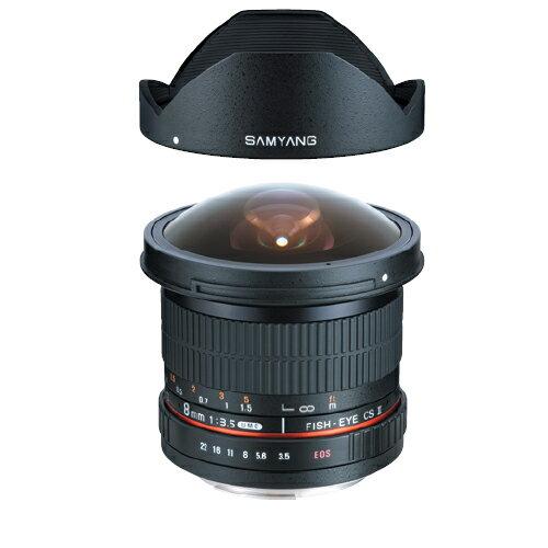 カメラ・ビデオカメラ・光学機器, カメラ用交換レンズ  SAMYANG 8mm F3.5 UMC Fish-eye CSII Nikon F