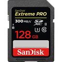 【★店内P最大19倍!(要エントリー)】【取寄】 サンディスク エクストリーム プロ SD UHS-IIカード Extreme Pro SDHC/SDXC UHS-II 128GB : SDSDXPK-128G-JNJIP SanDisk サンディスク【ネコポス便送料無料】
