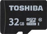 【8月度月間優良ショップ受賞:8/20 9:59までポイント10倍】【即配】東芝 TOSHIBA microSDHCカード(MSDAR40Nシリーズ) 32GB : MSDAR40N32G 【ネコポス便送料無料】