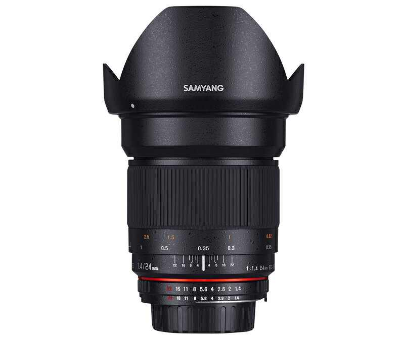 カメラ・ビデオカメラ・光学機器, カメラ用交換レンズ  (KT) SAMYANG 24mm F1.4 ED AS IF UMC F(AE)