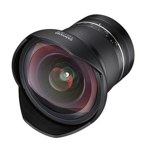 カメラ・ビデオカメラ・光学機器, カメラ用交換レンズ (KT) SAMYANG XP 10mm F3.5 EF