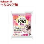 猫砂 おから トフカスピー(Pee) ピンク(7L)【14_k】【トフカスサンド】