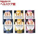 PANCAN 6缶セット