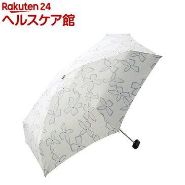 w.p.c 折りたたみ傘 マグノリア mini 手開き オフホワイト 50cm 421-177(1本入)【w.p.c】