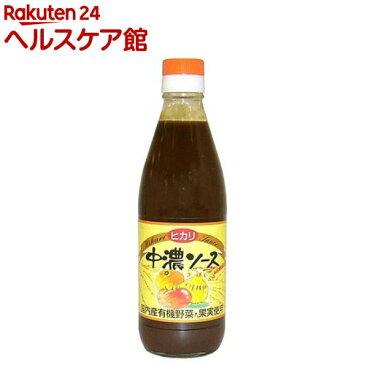 光食品 中濃ソース(360ml)【spts4】