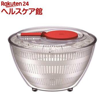 ヴィヴ(VIV) サラダスピナー Lサイズ レッド 68202(1コ入)【ヴィヴ(ViV)】