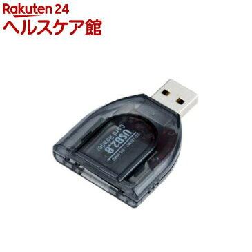 SDHCカードリーダー PC-SCRW-04(1コ入)