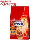 愛犬元気 柴犬用 ビーフ・緑黄色野菜・小魚入り 2.1kg