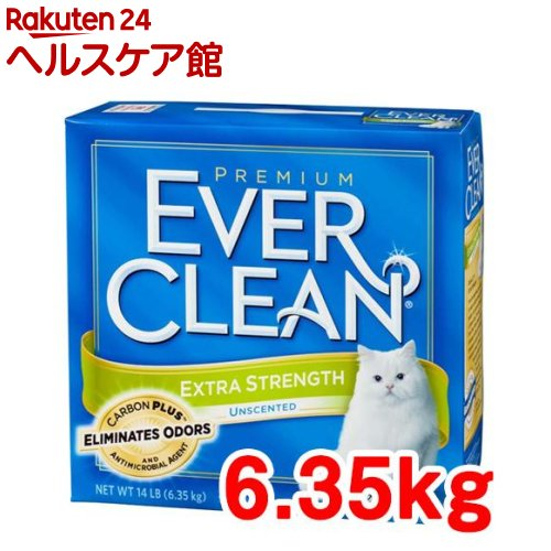 猫砂 エバークリーン 小粒・微香タイプ(6.35kg)【エバークリーン】