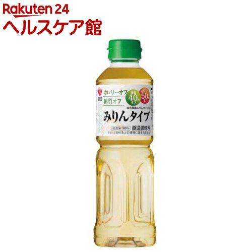 盛田『カロリーオフ・糖質オフ みりんタイプ』
