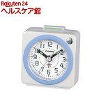 カシオ 置時計 パールホワイト TQ-146-7JF(1コ入)