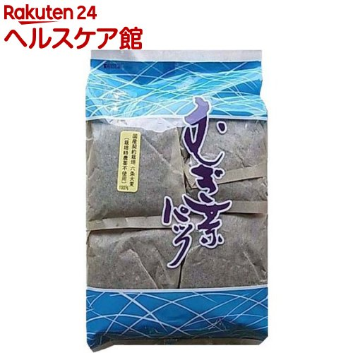 川原製粉所 むぎ茶パック(10g*20パック)【川原製粉】