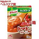 クノール カップスープ 完熟トマトまるごと1個分使ったポタージュ 51.6g ×10個