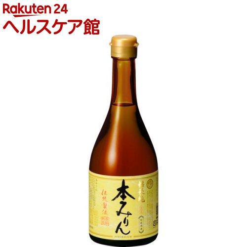 白扇酒造福来純伝統製法熟成本みりん