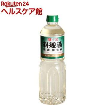 福泉料理酒醸造調味料