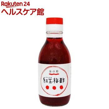 海の精紅玉梅酢10780