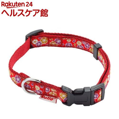 犬雅 桜と菊カラー S レッド(1コ入)【ペティオ(Petio)】