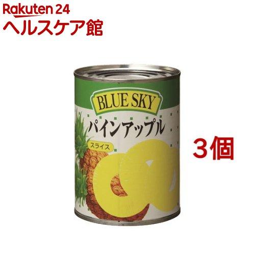 ブルースカイパインアップルスライス3号缶