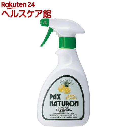 パックスナチュロン トイレ洗い石けん(400ml)【more20】【パックスナチュロン(PAX NATURON)】の写真