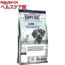 ハッピードッグ スプリーム・ダイエット サノN 腎臓サポート 全犬種 成犬-高齢犬用 中粒(1kg)【ハッピードッグ】