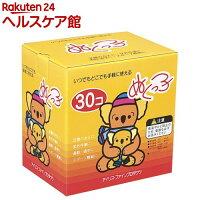 カイロ 貼らないぬくっ子 カイロ(30コ入)【more30】【ぬくっ子】