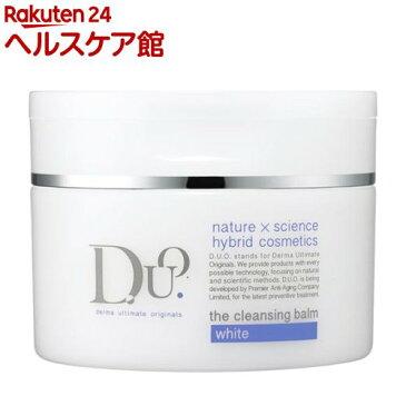DUO(デュオ) ザ クレンジングバーム ホワイト(90g)【DUO(デュオ)】