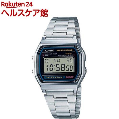 カシオ ウオッチスタンダード A158WA-1JF(1コ入)