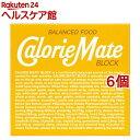 カロリーメイト ブロック プレーン(4本入(80g)*6コセット)【o9c】【カロリーメイト】