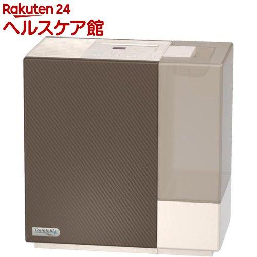 ハイブリット式加湿器 木造12畳/プレハブ19畳用 プレミアムブラウン HD-RX717-T(1台入)